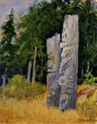 History Totems (sold)