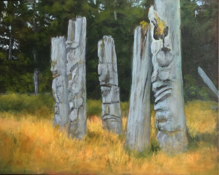 Totems (sold)